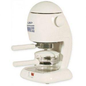 Szarvasi Cafe Brill kávéfőző fehér 800 W 623 01 Dávid konyha